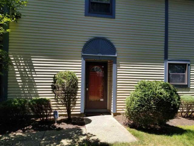 1 Cambridge Condo #1, Egg Harbor Township, NJ 08234 (MLS #508021) :: The Ferzoco Group