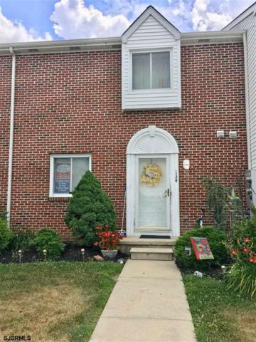 134 Yorktown #134, Hammonton, NJ 08037 (MLS #508337) :: The Ferzoco Group