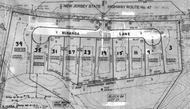 35 Miranda, Dennis Township, NJ 08270 (MLS #508561) :: The Cheryl Huber Team