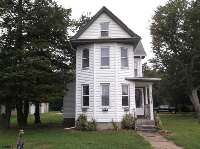 428 Richards, Deerfield Township, NJ 08302 (MLS #508946) :: The Ferzoco Group