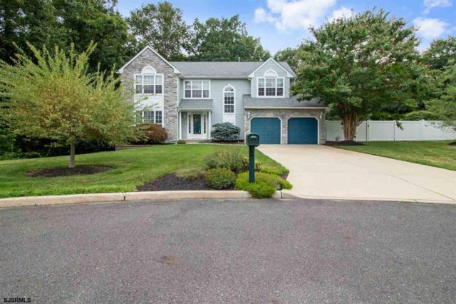 605 Hardwood Grove, Mullica Hill, NJ 08062 (MLS #509129) :: The Ferzoco Group