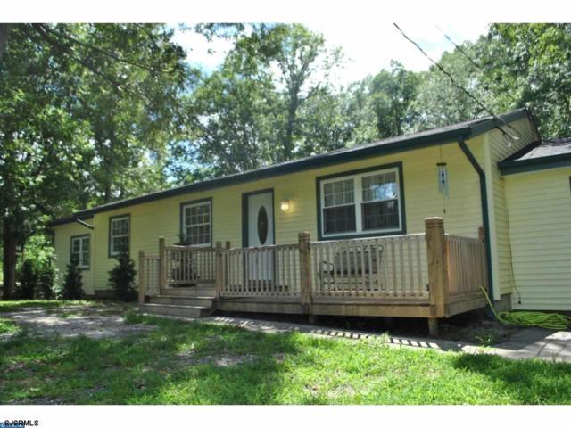 136 Tuckahoe Rd, Estell Manor, NJ 08319 (MLS #509417) :: The Ferzoco Group