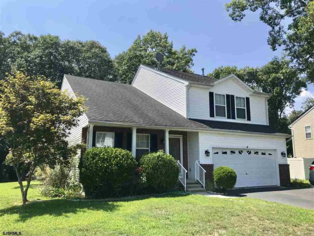 106 Sunrise Circle, Egg Harbor Township, NJ 08234 (MLS #509838) :: The Ferzoco Group