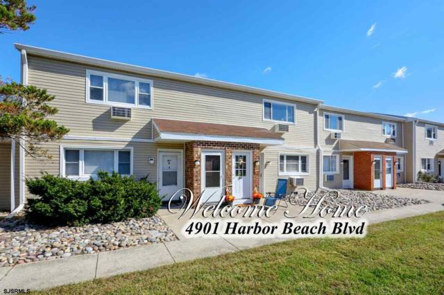 4901 Harbor Beach R-2, Brigantine, NJ 08203 (MLS #513444) :: The Ferzoco Group