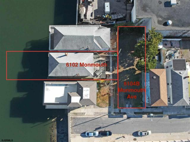 6102 and 6104B Monmouth Ave, Ventnor, NJ 08406 (MLS #513864) :: The Ferzoco Group