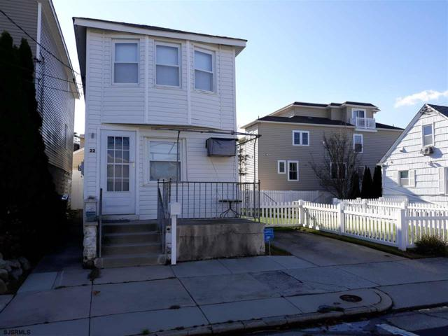 22 N Coolidge, Margate, NJ 08402 (MLS #513908) :: The Ferzoco Group