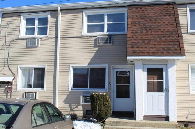 4901 Harbor Beach Blvd E-16, Brigantine, NJ 08203 (MLS #516206) :: Jersey Coastal Realty Group