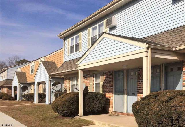 58A Oxford Vlg 58A, Egg Harbor Township, NJ 08234 (MLS #517552) :: The Cheryl Huber Team