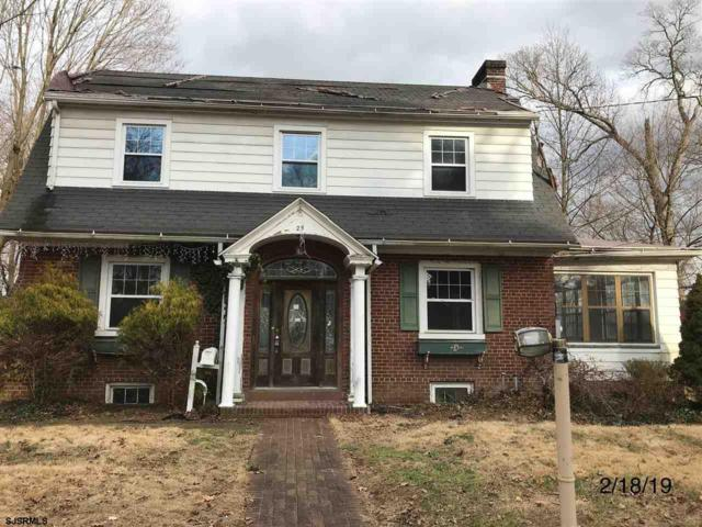 25 Woodland, Bridgeton, NJ 08302 (MLS #518105) :: The Ferzoco Group