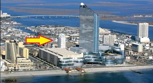 526 Pacific #2105, Atlantic City, NJ 08401 (MLS #520350) :: The Cheryl Huber Team