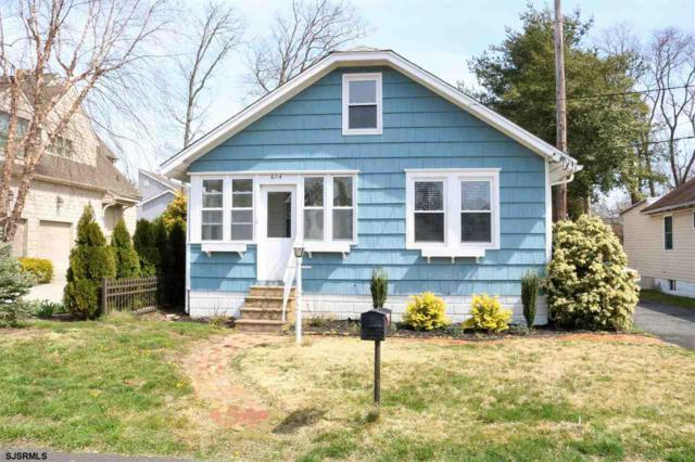 614 W Vernon Ave, Linwood, NJ 08221 (MLS #520684) :: The Cheryl Huber Team