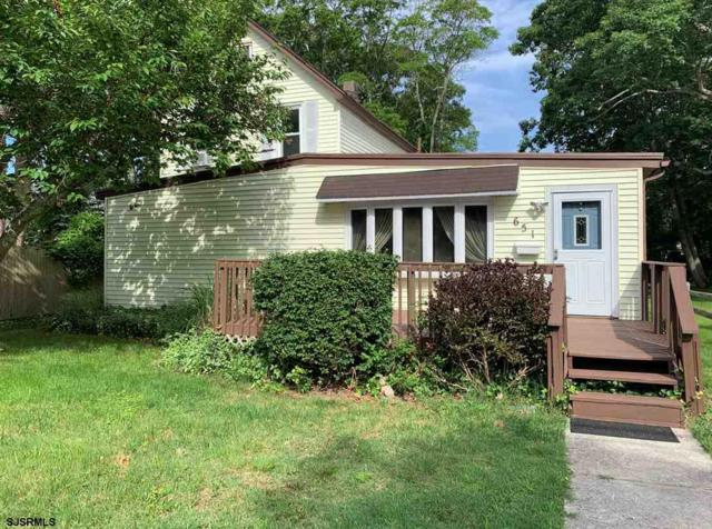 651 6th, Somers Point, NJ 08244 (MLS #523946) :: The Ferzoco Group