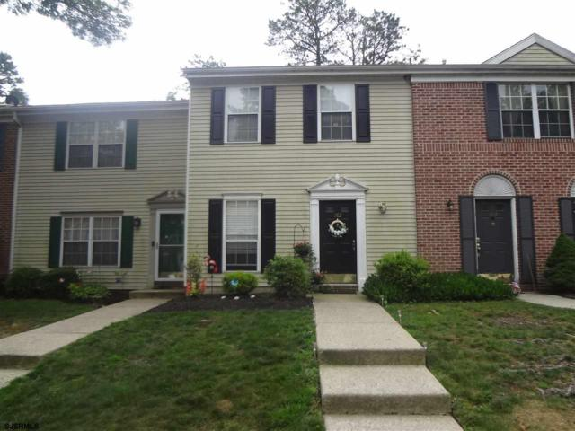 162 Rumson Drive #162, Galloway Township, NJ 08205 (MLS #523957) :: The Ferzoco Group