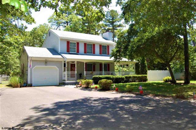 91 Corsons Tavern Rd, Ocean View, NJ 08230 (MLS #525135) :: The Cheryl Huber Team