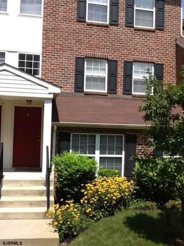 1533 John Adams #1533, Hamilton Township, NJ 08330 (MLS #528098) :: The Cheryl Huber Team