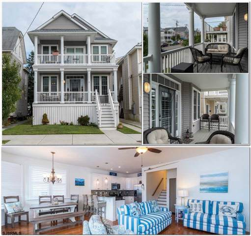 125 Asbury Ave 1st Fl, Ocean City, NJ 08226 (MLS #528099) :: The Cheryl Huber Team