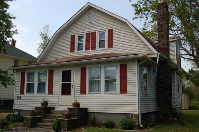 1138 W White Horse Pike, Egg Harbor City, NJ 08215 (MLS #528121) :: The Cheryl Huber Team