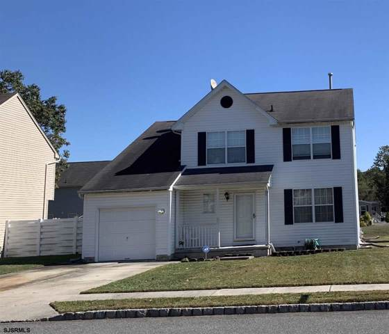 50 Crestwood Circle, Egg Harbor Township, NJ 08234 (MLS #529331) :: The Cheryl Huber Team