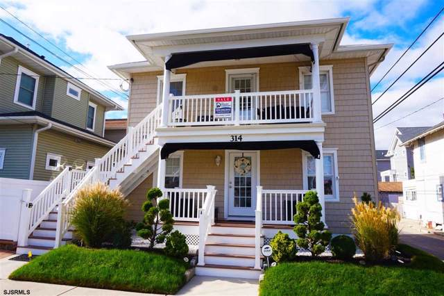 314 11th B, Ocean City, NJ 08226 (MLS #529455) :: Toll.French.Group