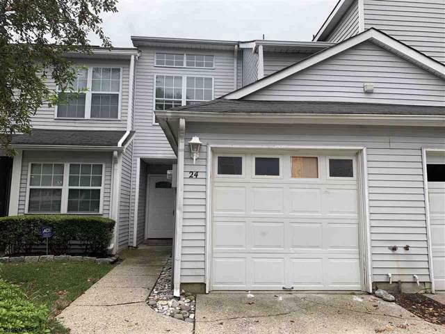 24 Heather Croft #24, Egg Harbor Township, NJ 08234 (MLS #529516) :: Jersey Coastal Realty Group