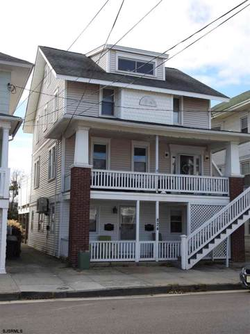 824 Plymouth Pl #1, Ocean City, NJ 08226 (MLS #529538) :: Jersey Coastal Realty Group