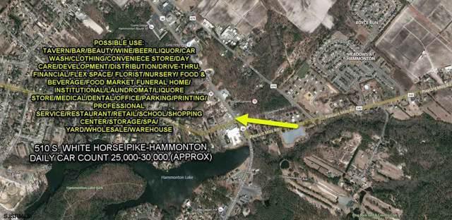 510 S White Horse, Hammonton, NJ 08037 (MLS #531407) :: The Cheryl Huber Team