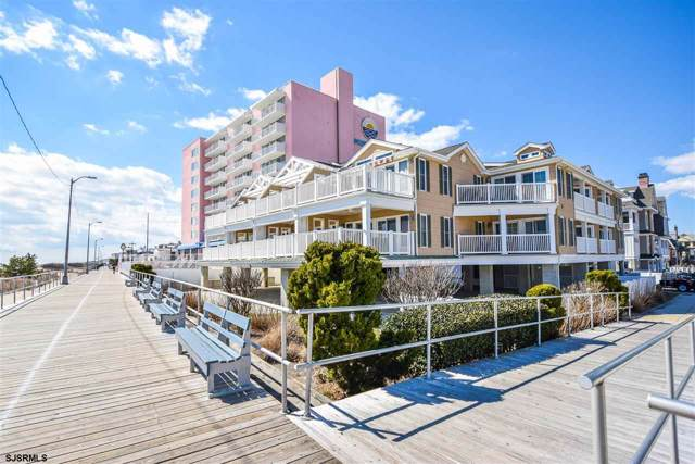 1500 Boardwalk #101, Ocean City, NJ 08226 (MLS #531930) :: The Cheryl Huber Team