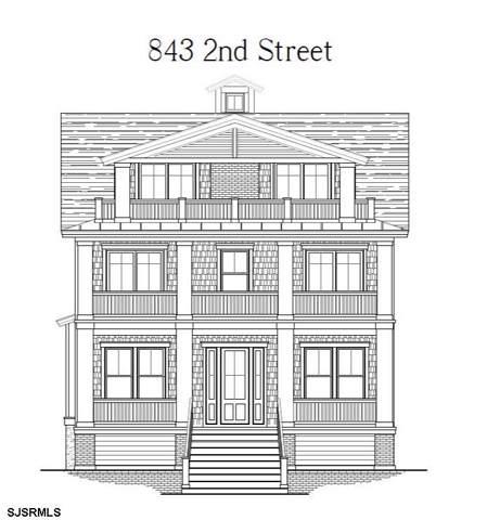 843 Second 2Nd/3Rd Floor, Ocean City, NJ 08226 (MLS #532427) :: The Cheryl Huber Team