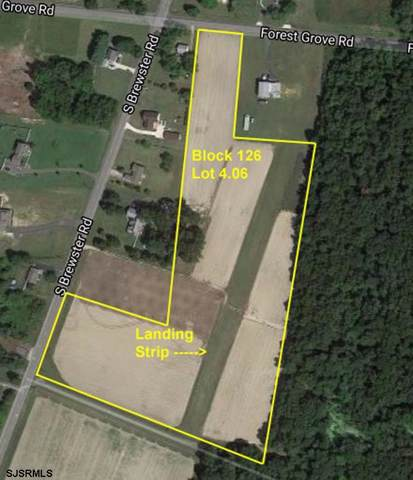 Lot 4.06 Forest Grove, Vineland, NJ 08360 (MLS #533204) :: The Ferzoco Group