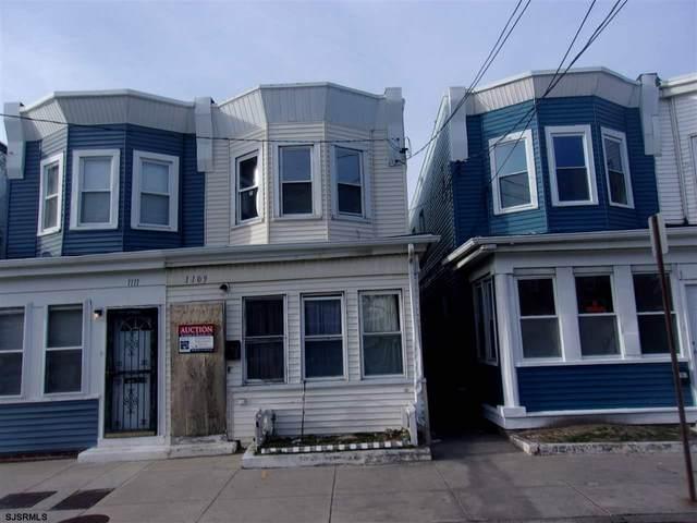 1105 Adriatic Ave, Atlantic City, NJ 08401 (MLS #533982) :: The Cheryl Huber Team