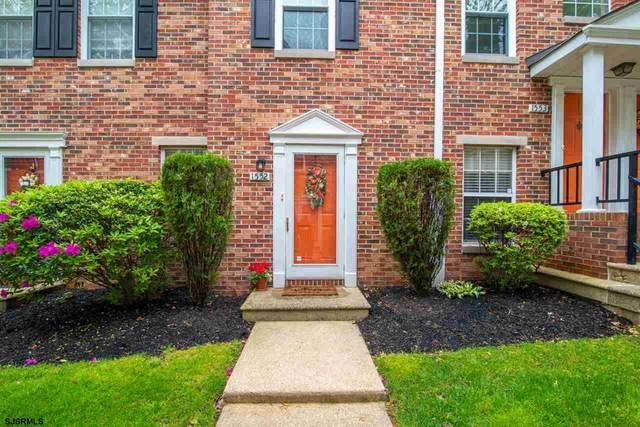 1552 Washington #1552, Hamilton Township, NJ 08330 (MLS #537276) :: Jersey Coastal Realty Group