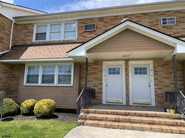 703 N Oxford G5, Ventnor Heights, NJ 08406 (MLS #537280) :: The Ferzoco Group