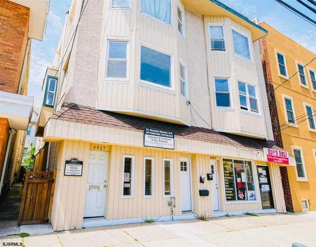 4825 Atlantic #2, Ventnor, NJ 08406 (MLS #538686) :: Jersey Coastal Realty Group