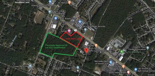 108 Franklin Ave, Egg Harbor Township, NJ 08234 (MLS #538941) :: Gary Simmens
