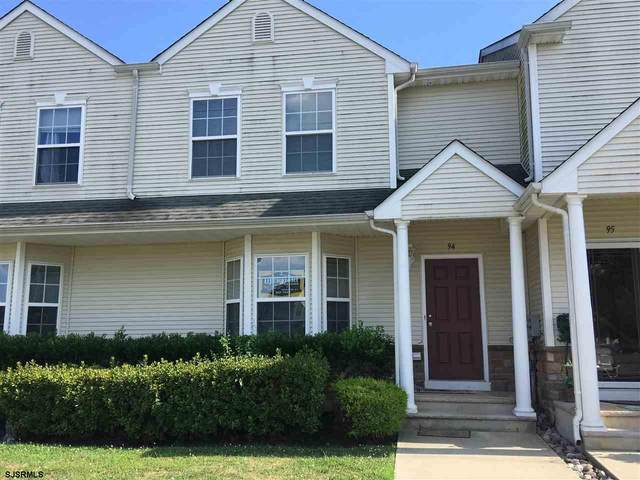 94 Jamestown #94, Hammonton, NJ 08037 (MLS #539557) :: The Ferzoco Group
