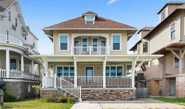 821 Beach, Cape May, NJ 08204 (MLS #539859) :: Provident Legacy Real Estate Services, LLC