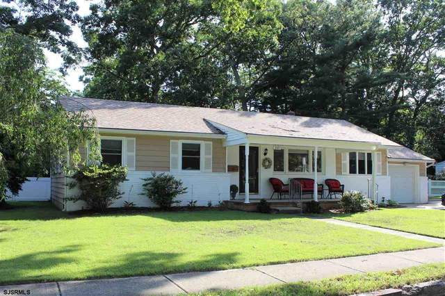 2443 W Shepherd, Northfield, NJ 08225 (MLS #540056) :: Jersey Coastal Realty Group