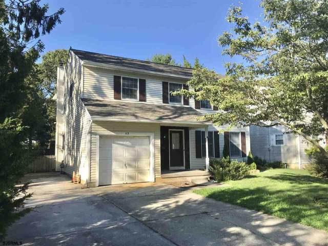 113 E Oakcrest Ave, Northfield, NJ 08225 (MLS #540079) :: Jersey Coastal Realty Group