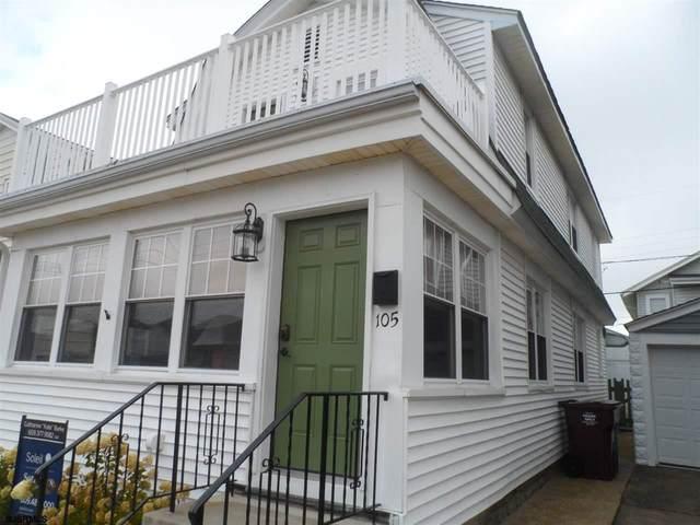 105 N Swarthmore, Ventnor, NJ 08406 (MLS #540293) :: Jersey Coastal Realty Group