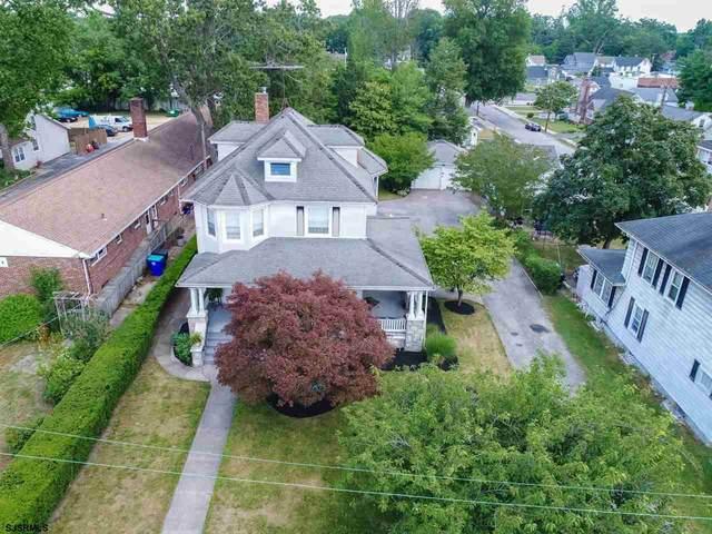 107 N 3rd, Hammonton, NJ 08037 (MLS #540862) :: Provident Legacy Real Estate Services, LLC