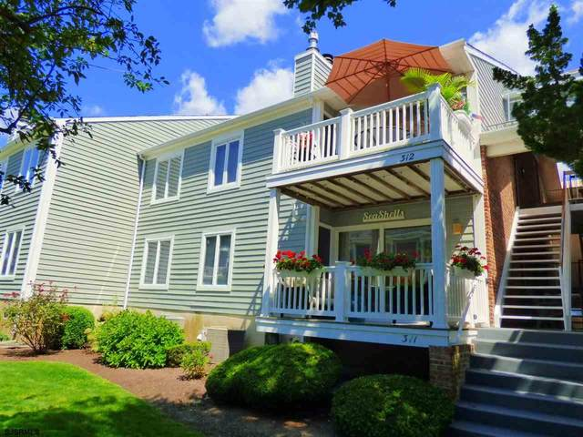 311 Harbour Cove #311, Somers Point, NJ 08244 (MLS #541163) :: The Cheryl Huber Team