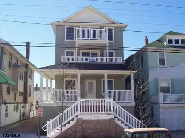 816 6th #2, Ocean City, NJ 08226 (MLS #541732) :: The Cheryl Huber Team