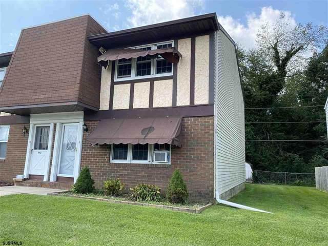 1964 E Oak H-4, Vineland, NJ 08361 (MLS #541895) :: The Ferzoco Group