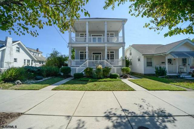 119 Ocean #2, Ocean City, NJ 08226 (MLS #542592) :: Jersey Coastal Realty Group