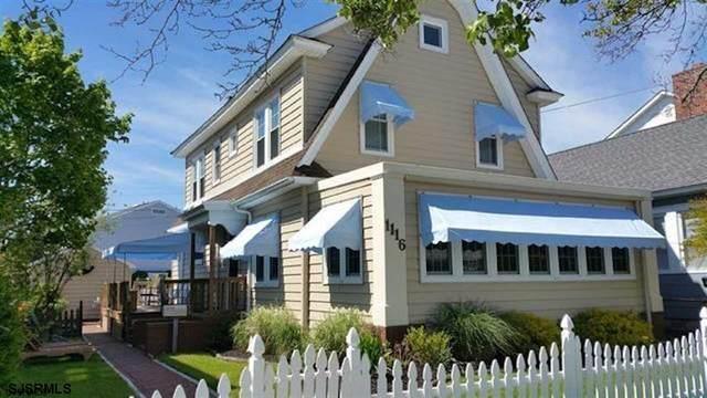 1116 Bay, Ocean City, NJ 08226 (MLS #542876) :: Jersey Coastal Realty Group