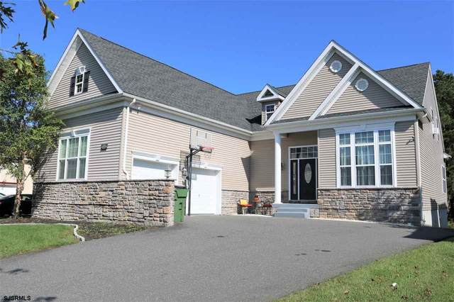 157 Crystal Lake Dr, Egg Harbor Township, NJ 08234 (MLS #543035) :: The Ferzoco Group