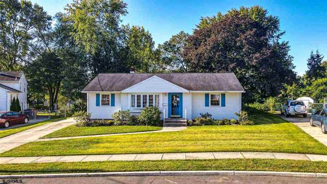 818 Burbank, Somerdale Borough, NJ 08083 (MLS #543134) :: Jersey Coastal Realty Group