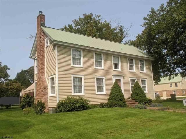 105 Thompson Lane, Egg Harbor Township, NJ 08234 (MLS #543223) :: Gary Simmens