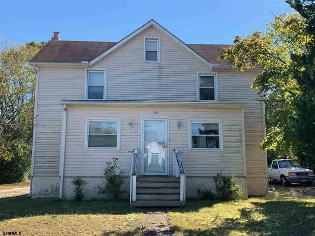 332 North, Hammonton, NJ 08037 (MLS #543554) :: Provident Legacy Real Estate Services, LLC