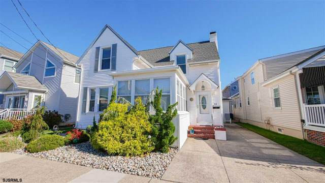 21 N Hanover, Margate, NJ 08402 (MLS #543592) :: Provident Legacy Real Estate Services, LLC